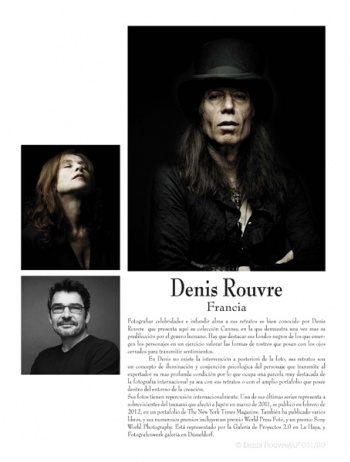 Portfolio in the ARTE FOTOGRAFICO Magazine (Spain)