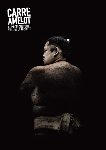 Exhibition at Carré Amelot in La Rochelle. Sumo