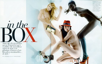 In the Box - Marie Claire 2