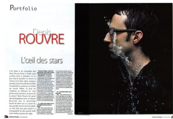 Portfolio in the CHASSEUR D'IMAGES Magazine - December 2007